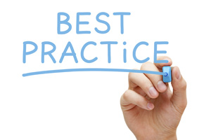 Business coaching helps you identify the best practices for your business.