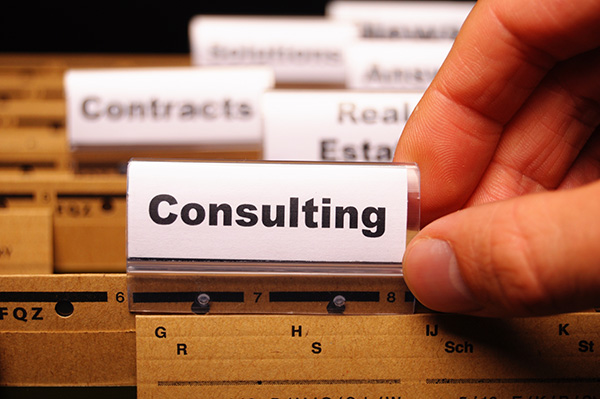Business consulting file