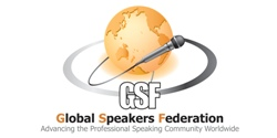 Mike Armour is also a member  of the Global Speakers Federation.