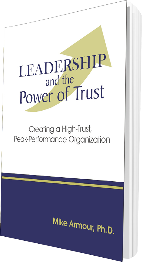 Cover of Leadership and the Power of Trust