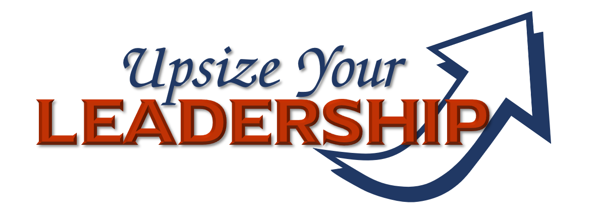 Upsize Your Leadership logo